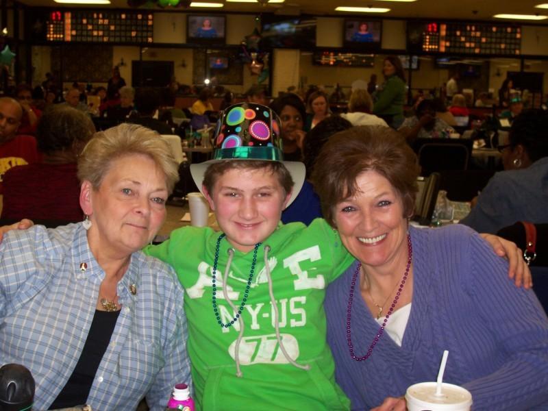 three new years even bingo players