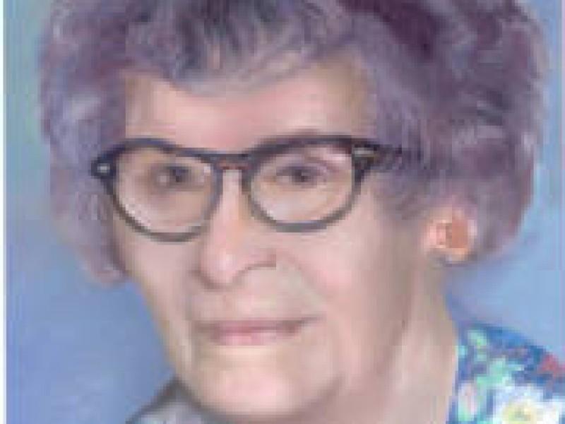 a portrait of an older woman